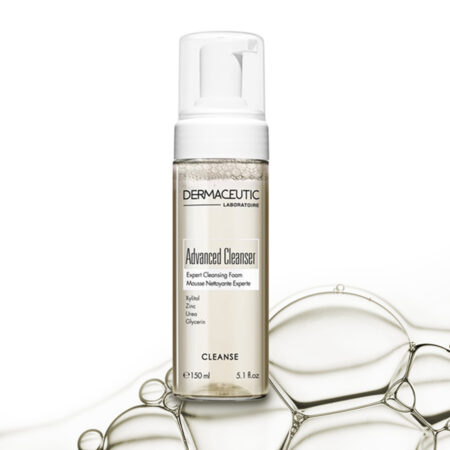 Čistilna pena in piling Dermaceutic Advanced Cleanser