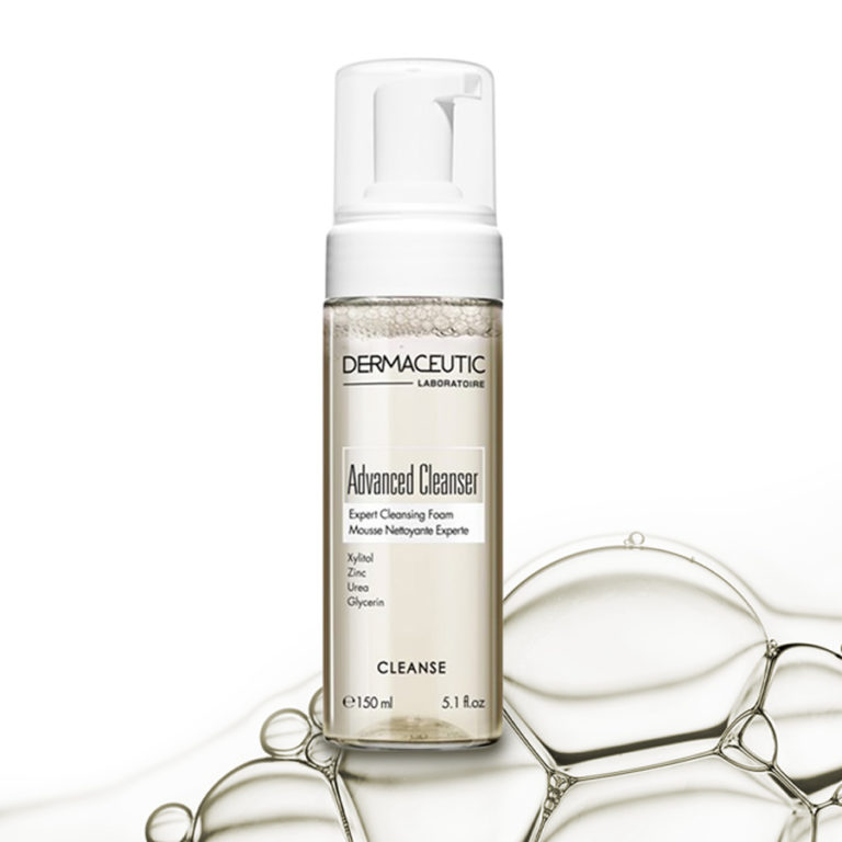 Čistilna pena in piling Dermaceutic Advanced Cleanser