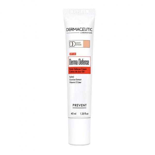 Krema za obraz in telo Dermaceutic Derma Defense (Dd Cream) - Light