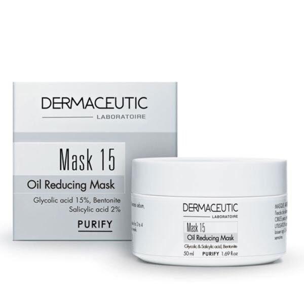 Piling maska za obraz Dermaceutic Mask 15