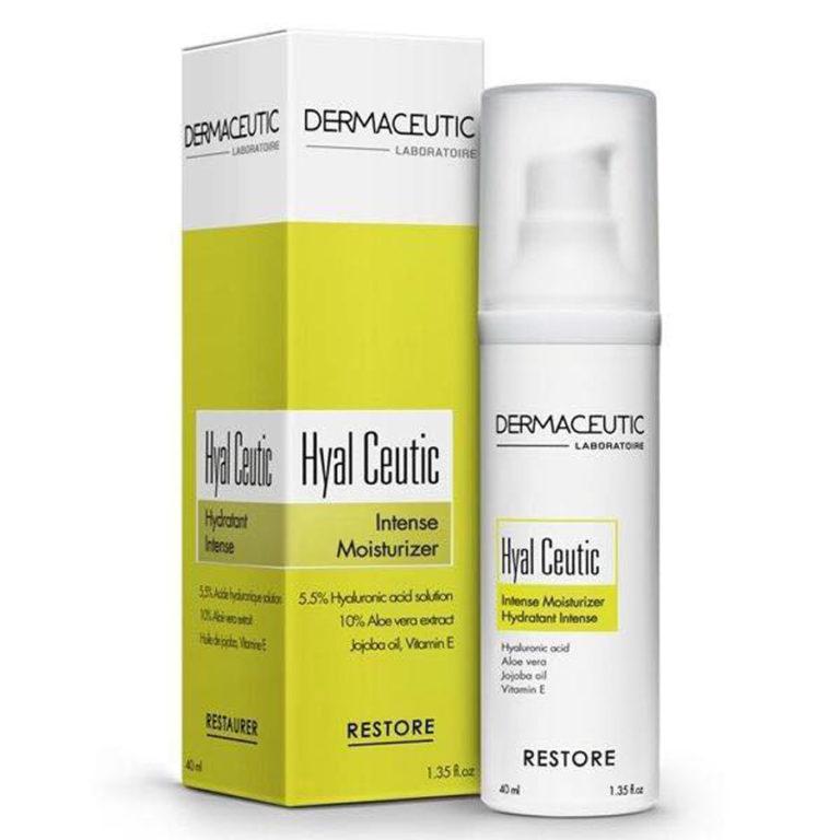 Vlažilna krema za obraz in telo Dermaceutic Hyal Ceutic- 40ml