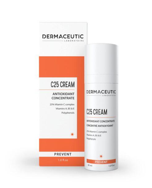 C25 Cream 30ml krema z vitaminom C