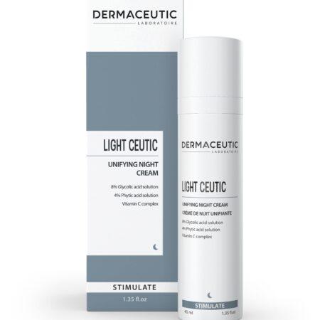 Light Ceutic 40ml krema z glikolo kislino
