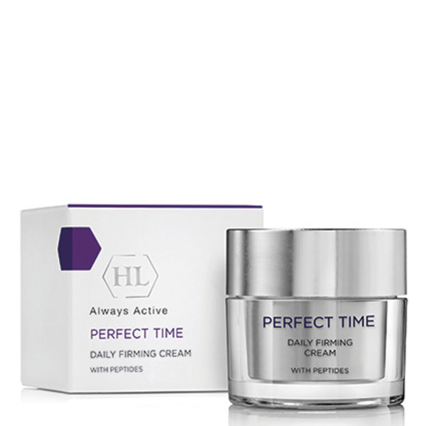 Obnovitvena krema za obraz HL Cosmetics Perfect Time Daily Firming Cream