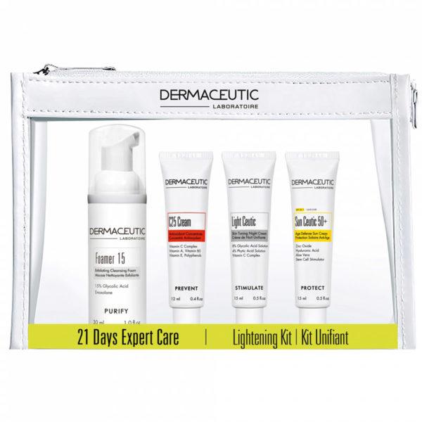 Paket izdelkov Dermaceutic 21 Day Expert Kits