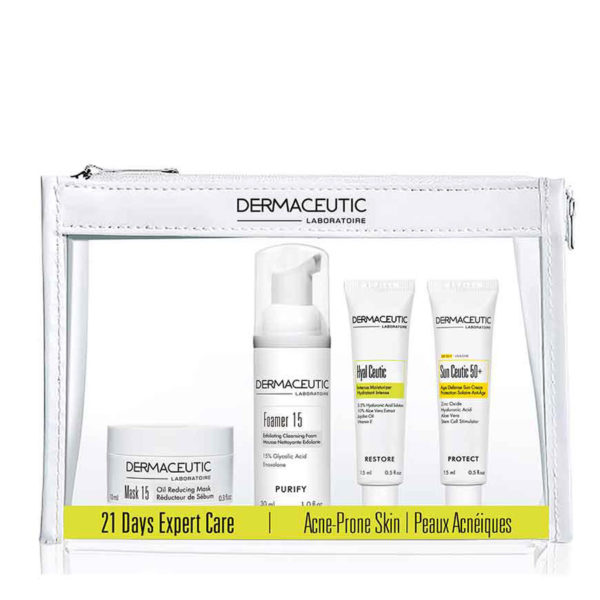 Dermaceutic Acne Prone Skin 21-day Expert Kit
