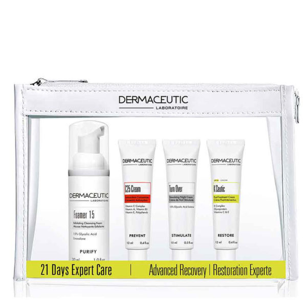 Dermaceutic Advanced Recovery 21-day Expert Kit