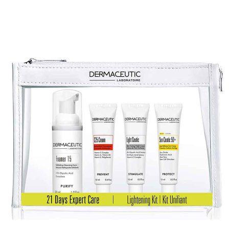 Dermaceutic Lightening 21-day Expert Kit
