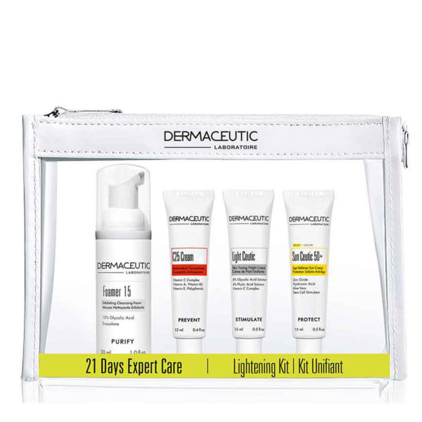 Dermaceutic Lightening 21-day Expert Kit