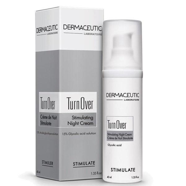 Krema z glikolno kislino Dermaceutic TurnOver cream - 40ml
