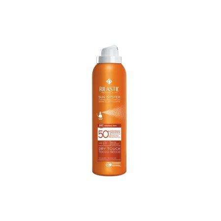 Rilastil sun system PPT dry touch SPF50