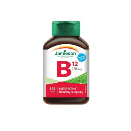 Jamieson B12 250 mg