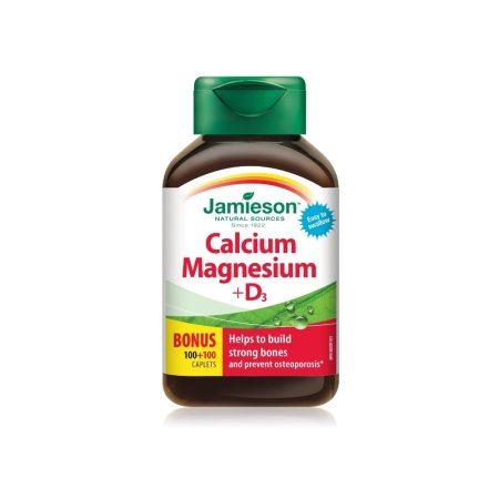 Jamieson Calcium Magnesium + D3