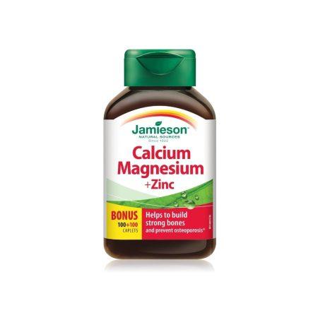 Jamieson Calcium, Magnesium + Znic