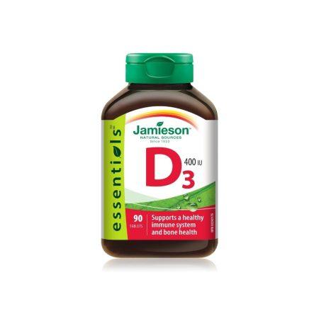 Jamieson D3 400 mg