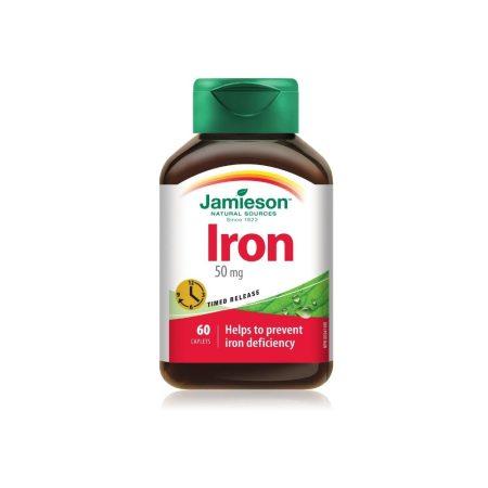 Jamieson Iron 50 mg