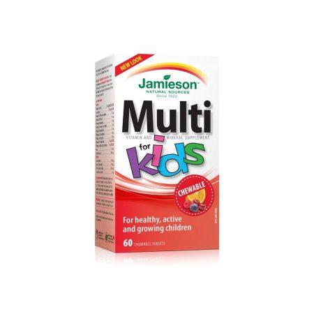 Jamieson Multi vitamin Kids