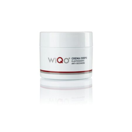 WiQO Krema za telo z glikolno kislino za večjo elastičnost kože