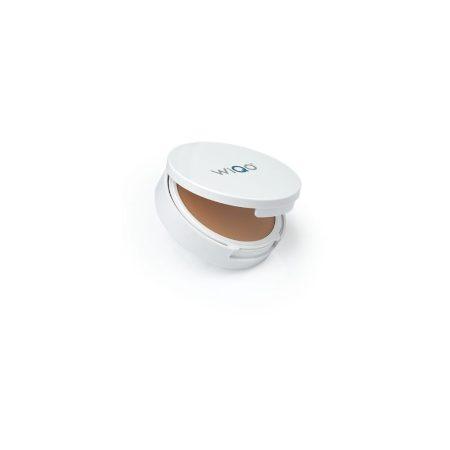 WiQO kompaktna krema z zaščitnim faktorjem MEDIUM